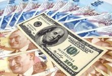 صورة الليرة التركية تسجل انخفاضا قياسيا جديدا أمام الدولار