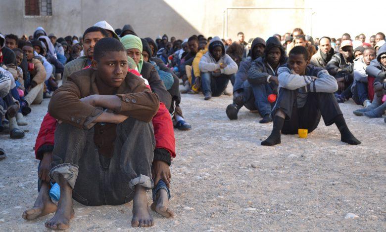 Photo of الوفاق الليبية.. جرائم بالجملة ضد المهاجرين