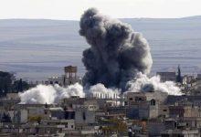 Photo of سلسلة انفجارات تهز مدينة الرقة