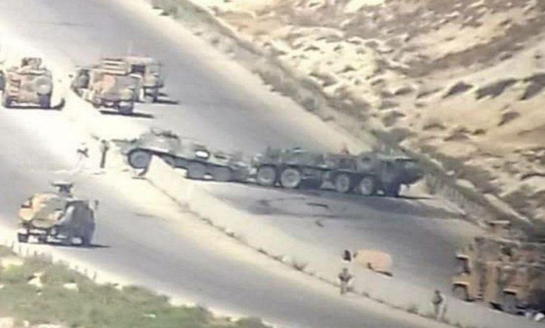 Photo of تعرض دورية روسية تركية مشتركة لهجوم في إدلب