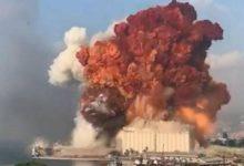 Photo of خبير أمريكي يكشف سر اللون الأحمر في تفجير بيروت