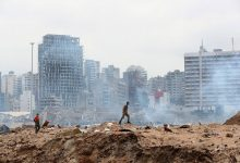Photo of أكثر من ستين مفقودا مازالوا تحت ركام بيروت