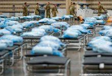 Photo of باق ويتمدد.. كورونا يضرب 61 ألف أمريكي خلال يوم واحد