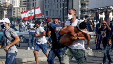 Photo of بيروت تنتفض مجدداً… اشتباكات عنيفة تخلف قتيلين و238 إصابة