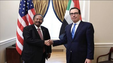 Photo of أمريكا تتعهد بإقامة احتفال كبير عندما يرفع اسم السودان من قائمة الإرهاب