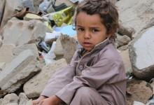 صورة قتل وجوع ومرض واعتقال.. 66 ألف طفل يمني حرقهم جحيم الحوثيين