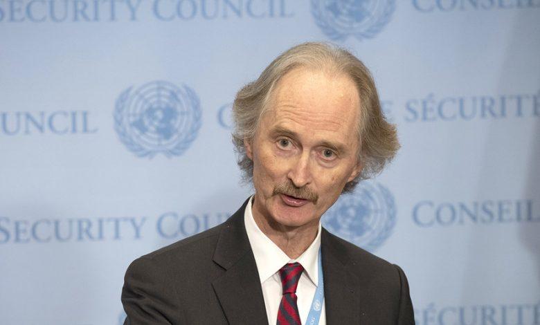 Photo of على الرغم من الخلافات.. بيدرسون متفائل باللجنة الدستورية السورية