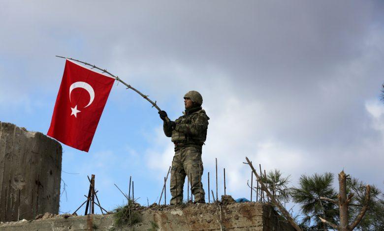 Photo of وفاة ضابط تركي كبير في سوريا