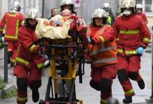 """صورة هجوم شارلي إيبدو.. فرنسا ترجح """"عملا إرهابيا إسلاميا"""""""