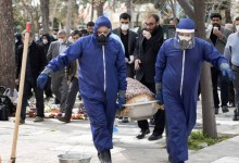 Photo of إيران مستسلمة للموجة الثالثة من كورونا… 24 ألف حالة وفاة