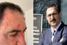 صورة بسبب تقاريره عن تركيا… رئيس تحرير «نورديك مونيتور» يتعرّض للاعتداء