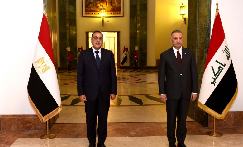 Between Cairo and Baghdad ... promising cooperation and penetration of the Arab axis in Iran's backyard 123-19-780x470